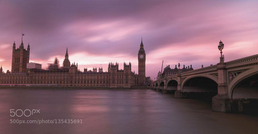 Popular on 500px : Dreamy London by gratielaalbisor