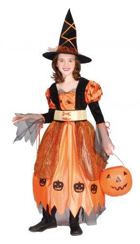 Disfraz de bruja para niña ideal para Halloween  2dbca3b0cd7