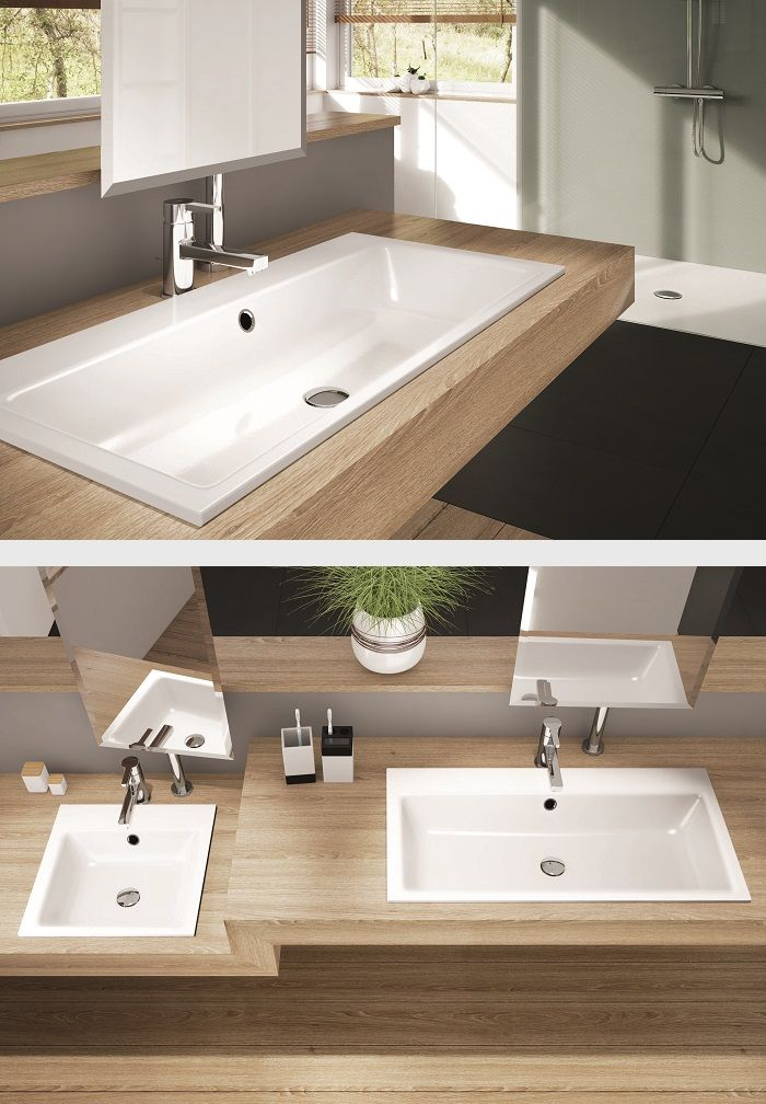Kaldewei Bathroom This Is How Washbasins Must Look If They Are To