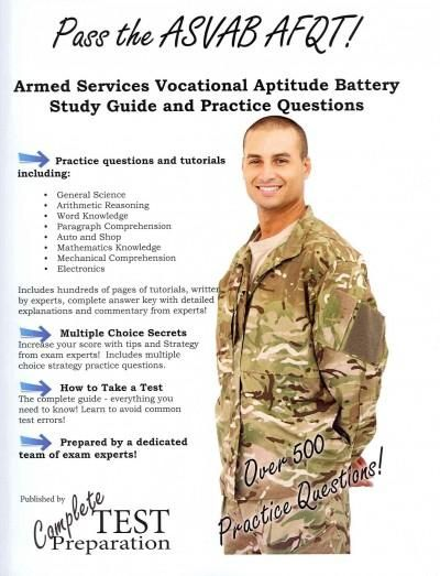 Pass The Asvab Afqt Armed Services Vocational Aptitude