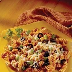 Pizza Pasta by Johnsonville(R) Allrecipes.com