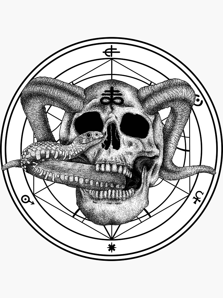 Pin By Mariam Gonzalez On Illustration Satan Drawing Skull With Horns Skulls Drawing