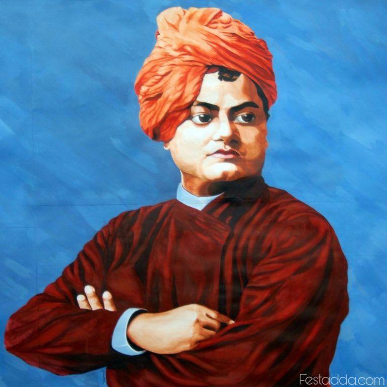 Swami Vivekanand Ki Photo in 2020 | Swami vivekananda ...