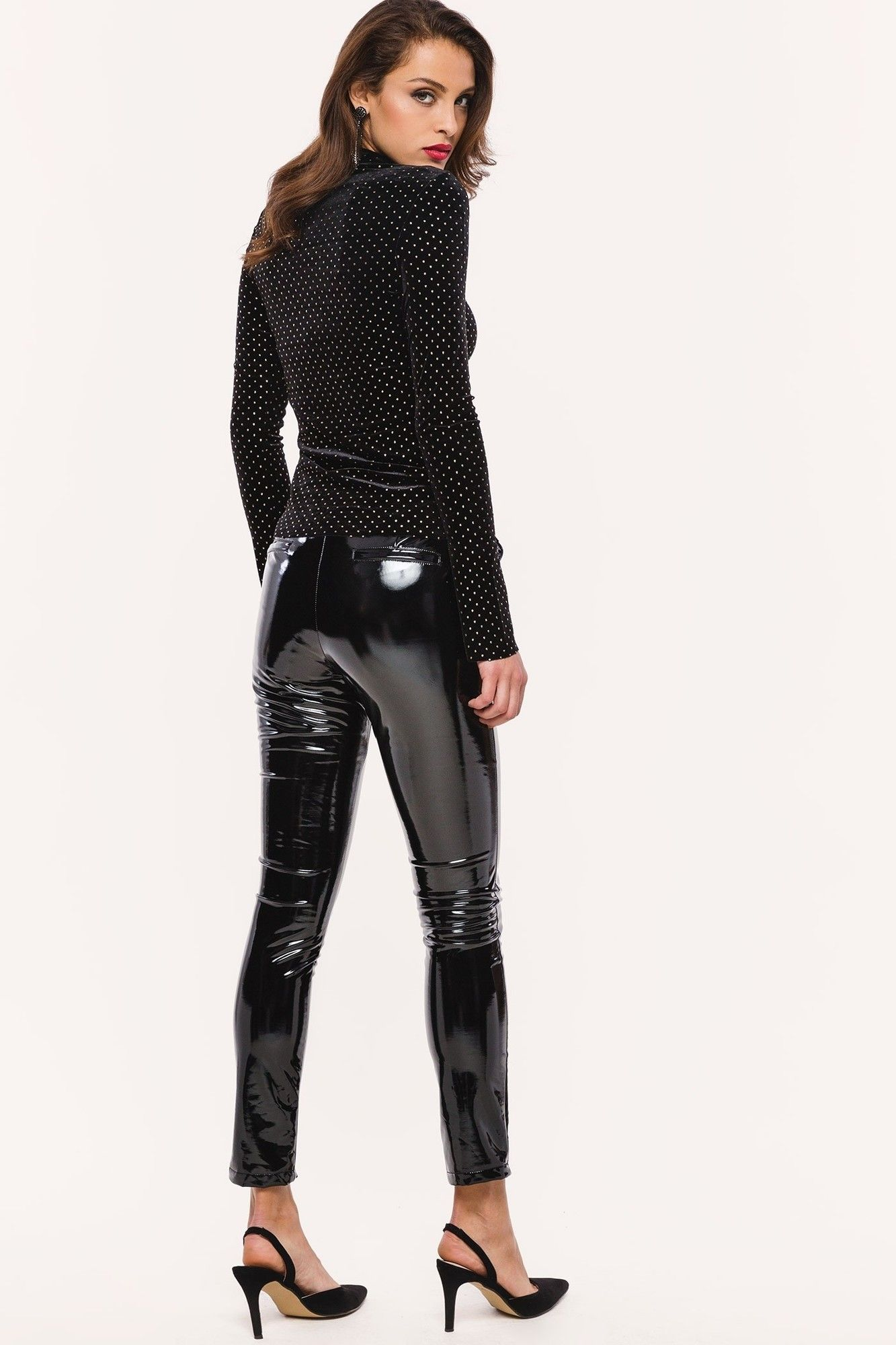 0cd9ac63 Loavies lakleer broek | Fashion Webshop LOAVIES | Sexy outfits ...