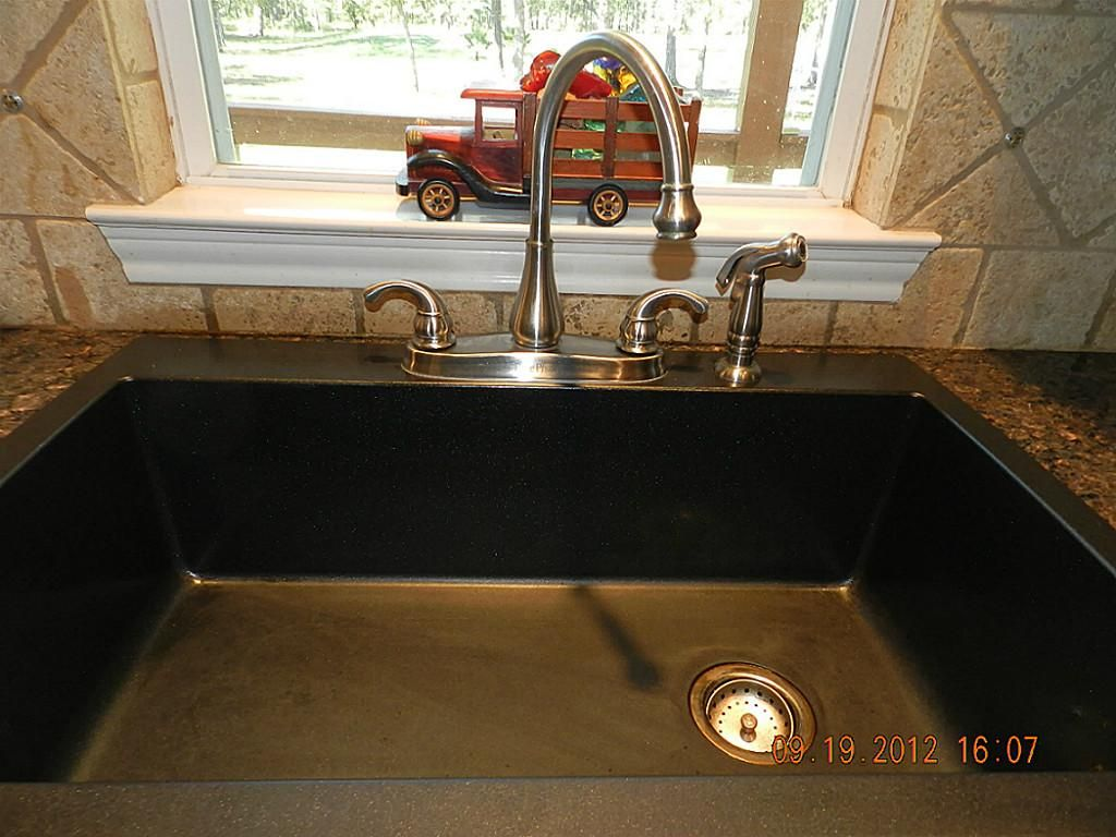 Cozy Composite Granite Sinks For Your Exciting Kitchen Design: Granite  Composite Sink Review | Granite