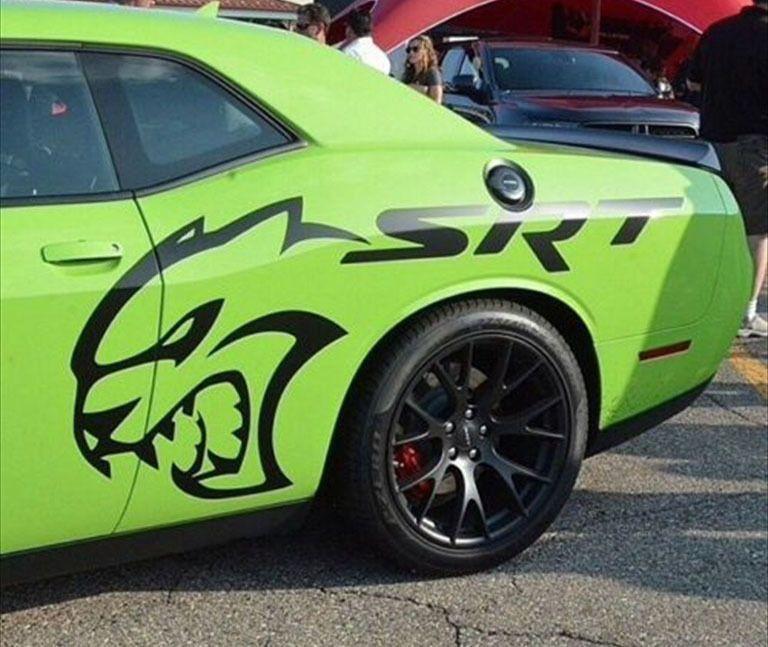 2015 dodge challenger srt hellcat r h l h rear quarter body panel