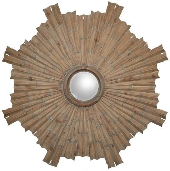 Aztec Mirror - Wall Mirrors - Home Decor | HomeDecorators.com