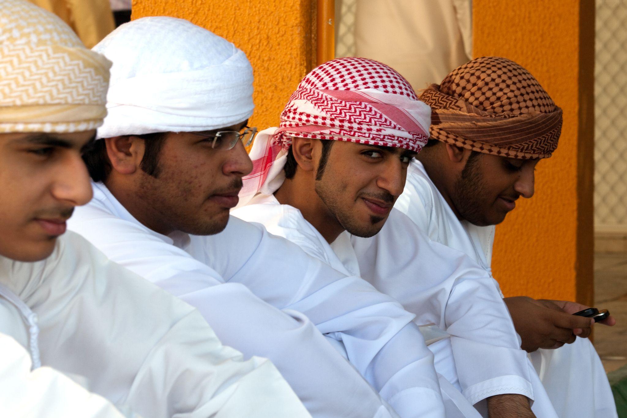 Dating a saudi man