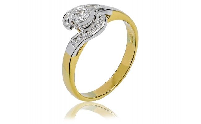 Diamond Engagement Ring from Anthonys Fine Jewellery at Wintergarden.