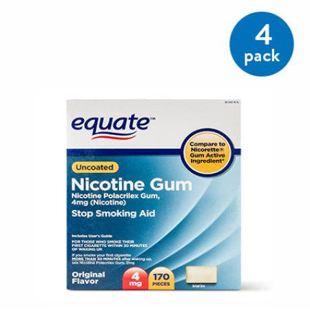 Health   Products   Nicotine gum, Quit smoking tips