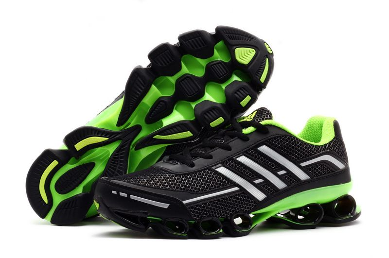 Authentic Men's Adidas Green Running Shoes
