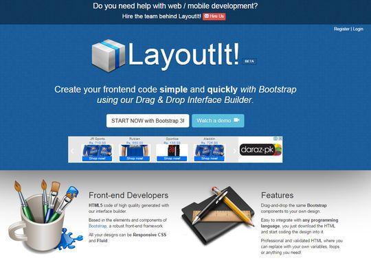 8 Essential Bootstrap Tools For Web Designers Smashingapps Com Web Design Web Development Design Learn Web Development