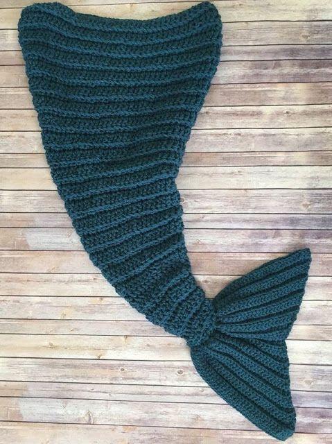 Pps Moon Jewelry Deken Haken Zeemeermin Staart Crochet Items