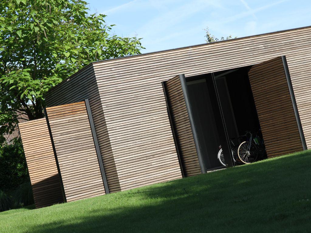 Bijgebouwen pure carpentier hardwood solutions architecture