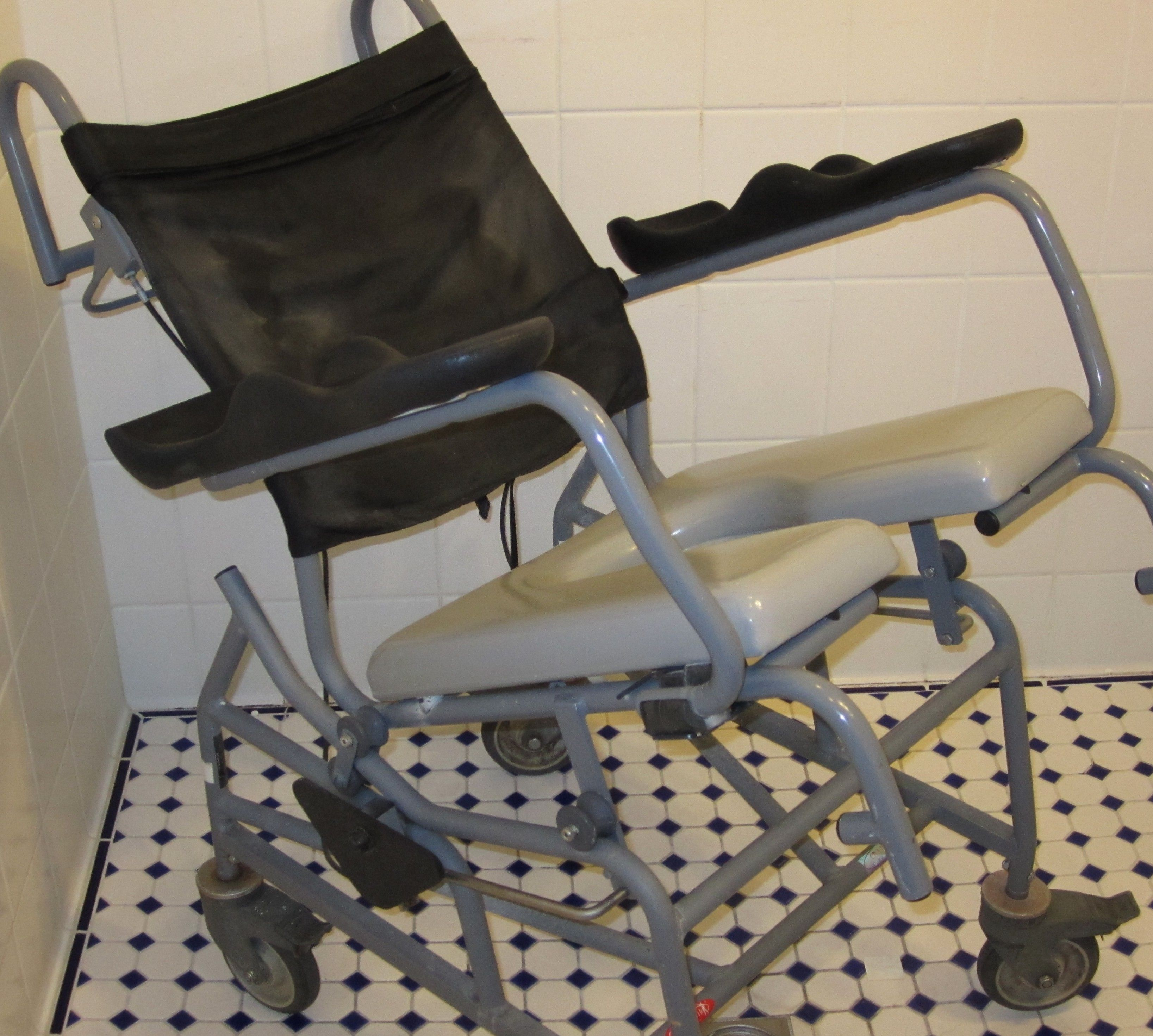 A New Sense Of Freedom Clout Magazine Chair Shower Chair Shower