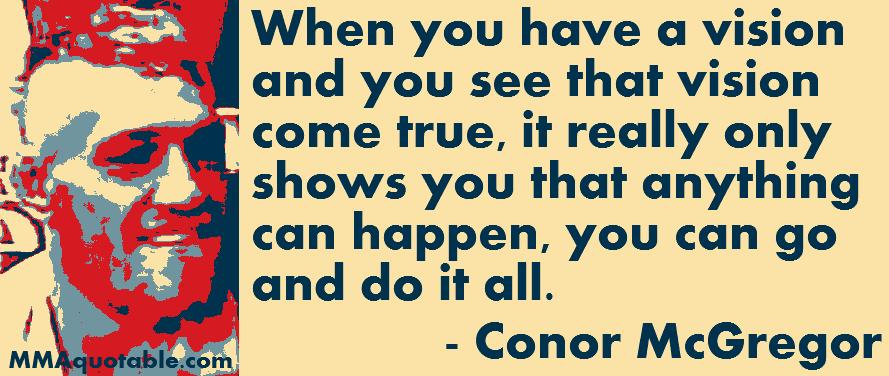 conor mcgregor quotes - Google Search
