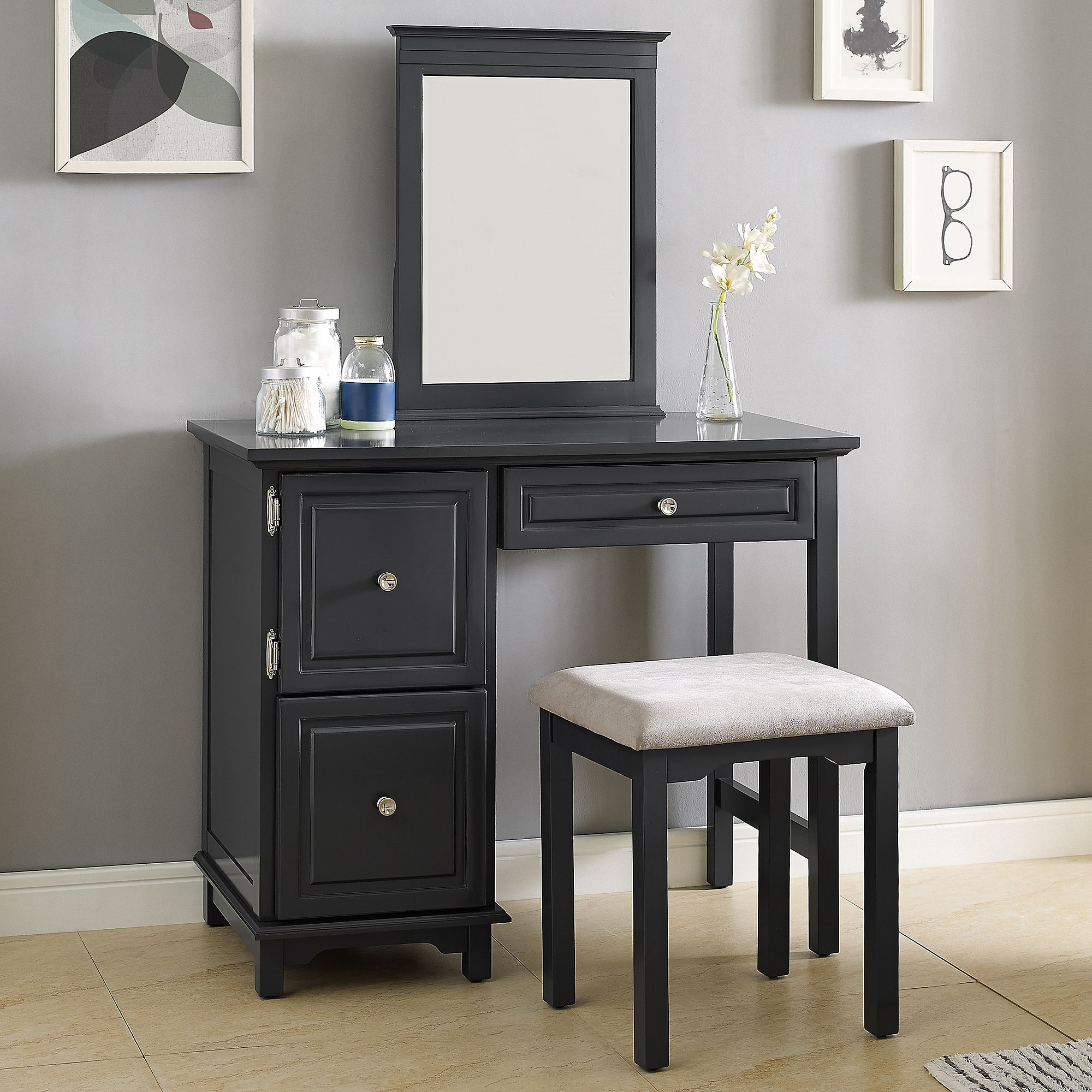 Wakefield 2 Piece Vanity Set With Images Vanity Set Vanity