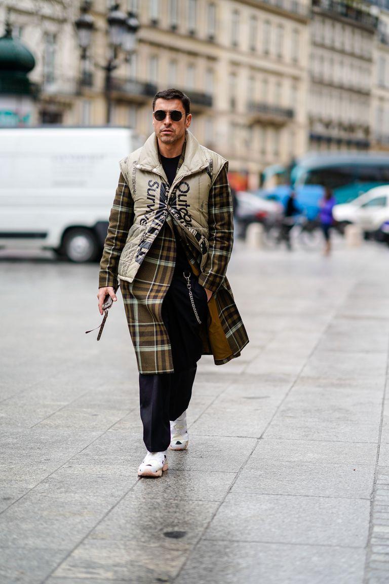 Te traemos el mejor street style desde la París Fashion Week Menswear 2018