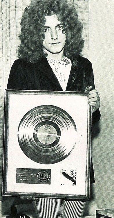 Robert Plant of Led Zeppelin #RobertPlant #LedZeppelin