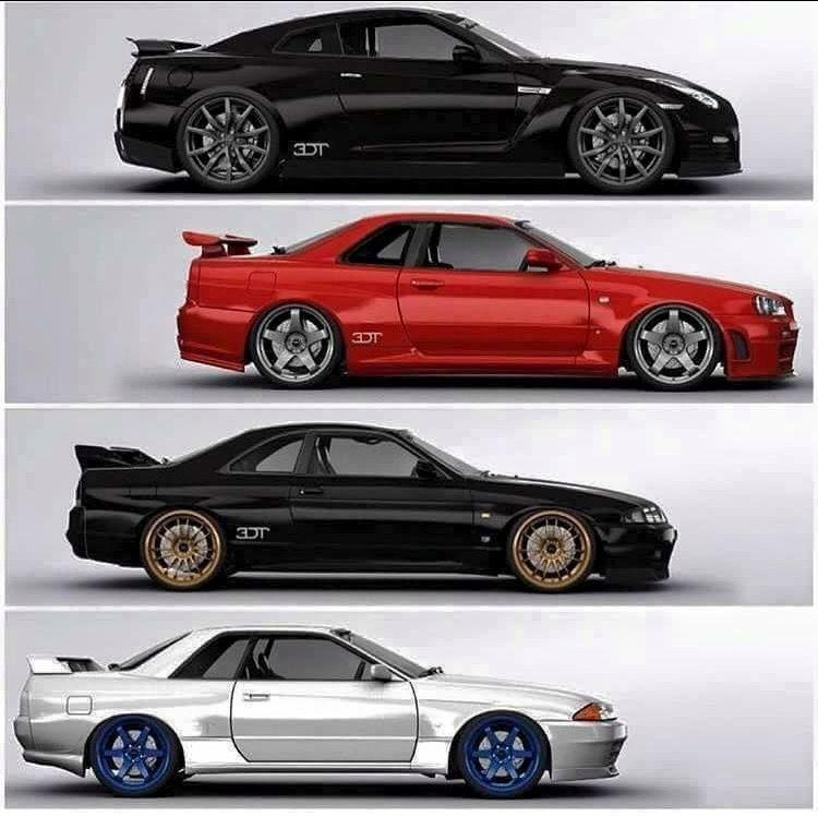 Superieur GT R Evolution