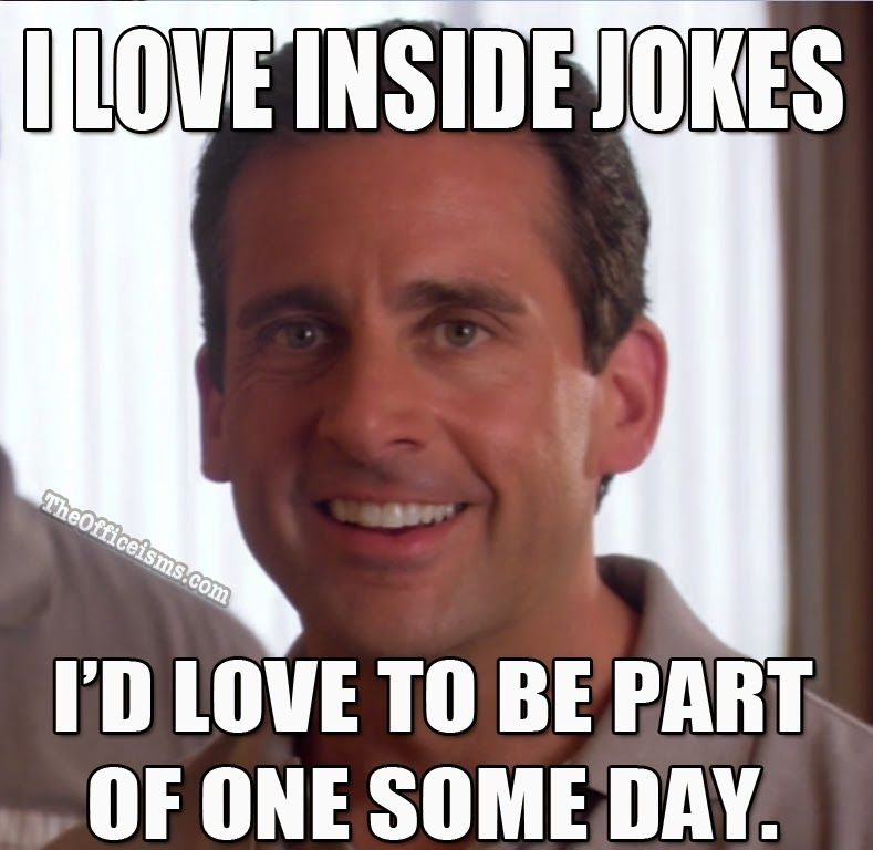 Fun Office Meme : The office isms michael scott memes