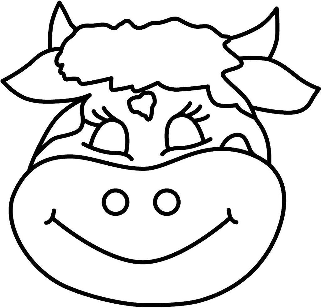 Resultado de imagem para mascara de vaca | computador | Pinterest ...