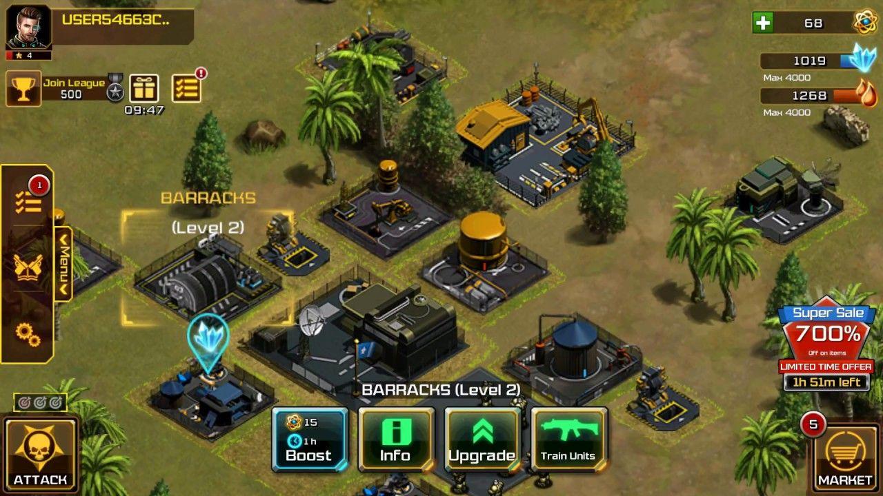 War Inc. Modern World Combat Android IOS and Windows