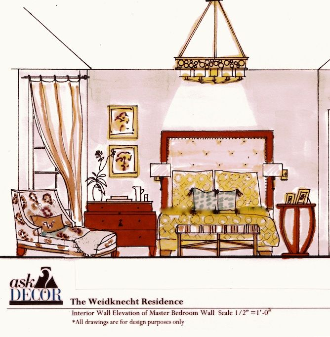 Bedroom Elevations Interior Design Elevation Blocks What: Http://askdecor.com/services-2/hand-drawn-elevation