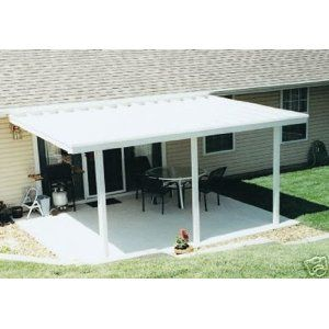 Back Porch Add On Aluminum Patio Covers Patio Roof Building A