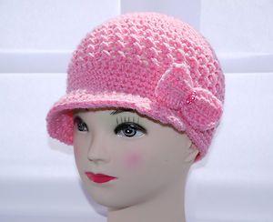 newsboy/pageboy girl hat
