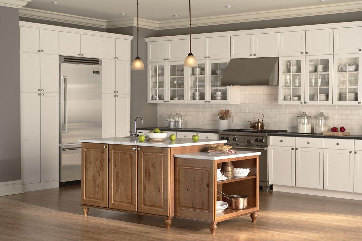 Semi Custom Kitchen Cabinets Wolf Designer Cabinets Kitchen