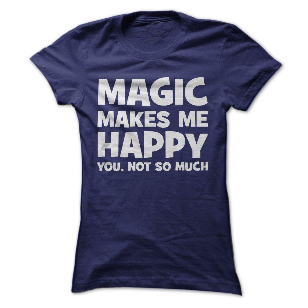 Magic Makes Me Happy