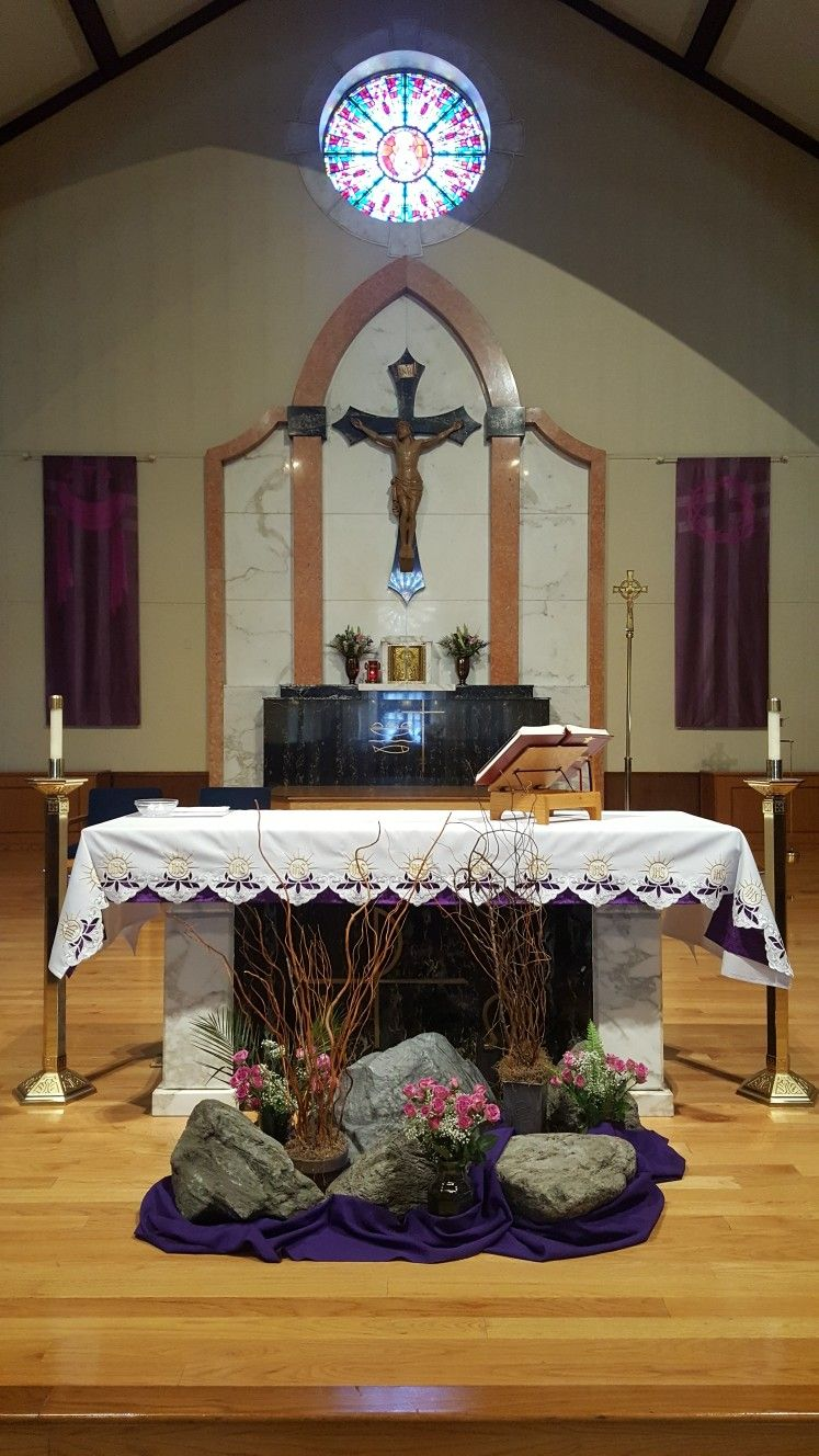 Laetare Sunday Lent, 2018 St. Symphorosa Parish Chicago, IL | Art