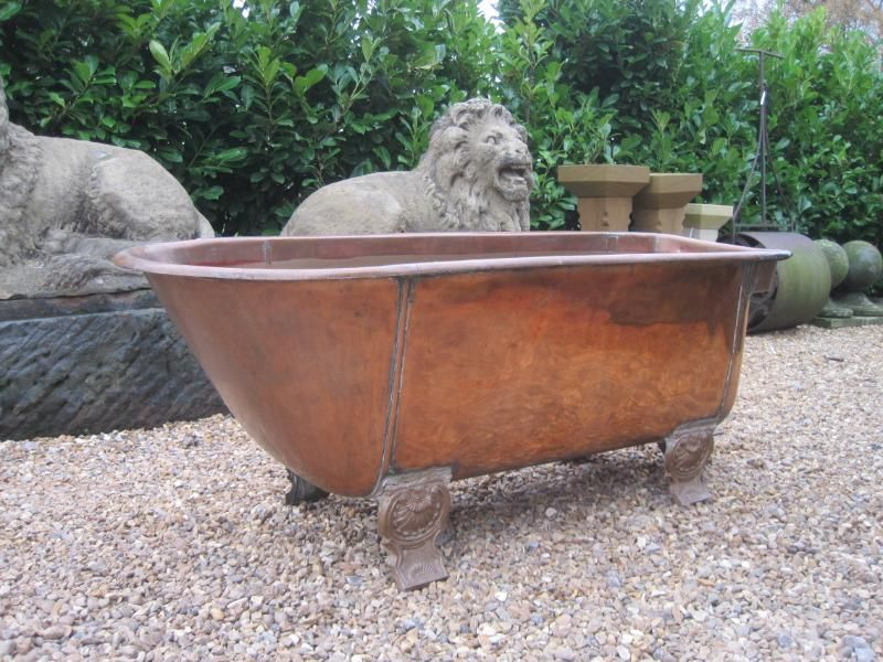 Antique Reclaimed Copper Bath,copper bath,copper,bath,Salvage ...