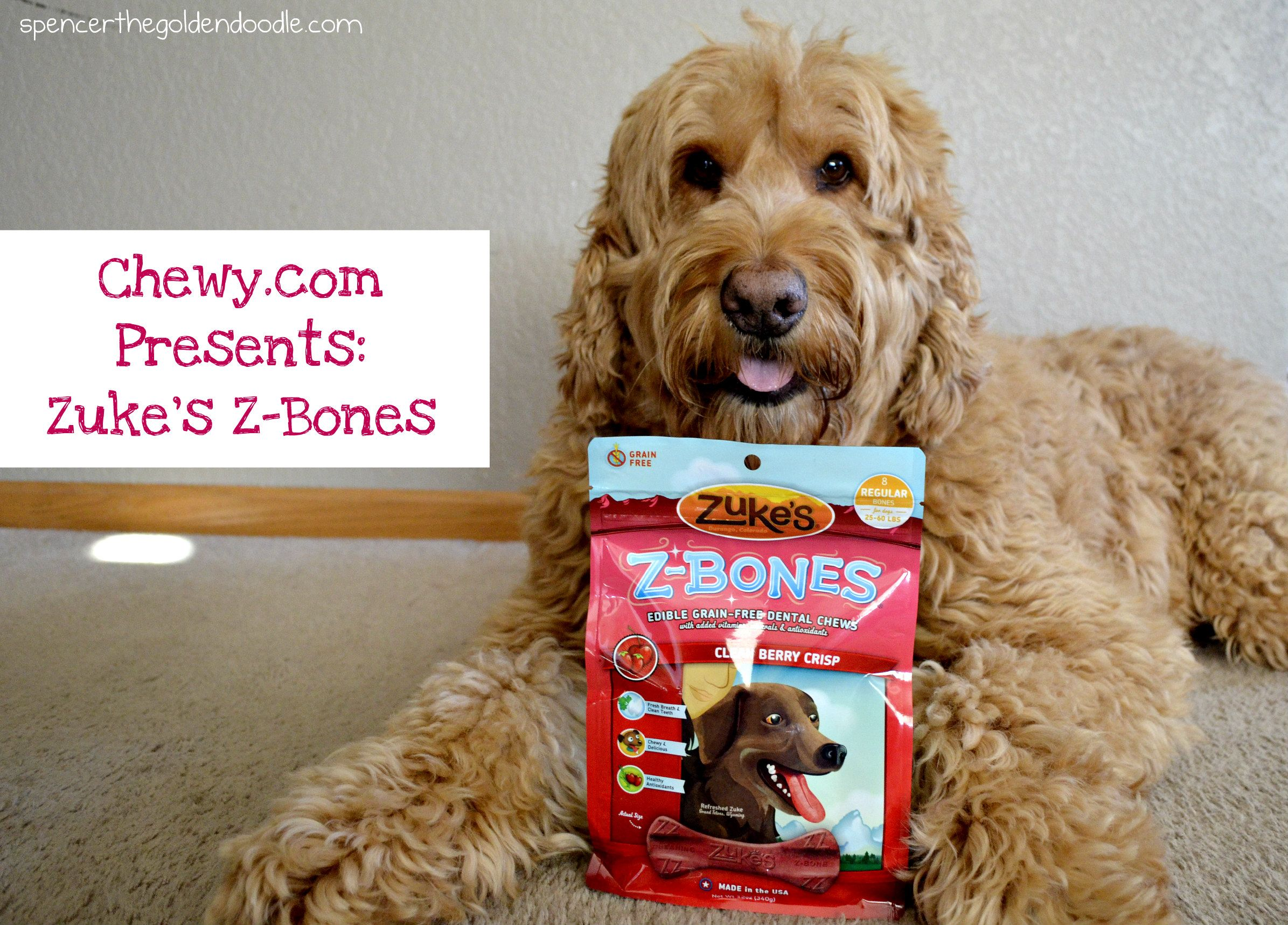 Zuke's ZBones Review Pet dental health, Pet