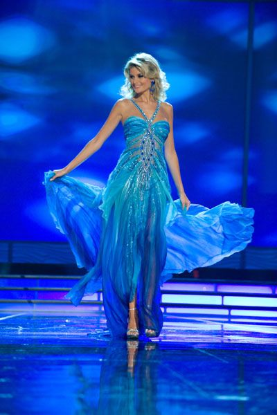 The Pageant Realm: The Miss Universe 2009 Evening Gown Competition ...