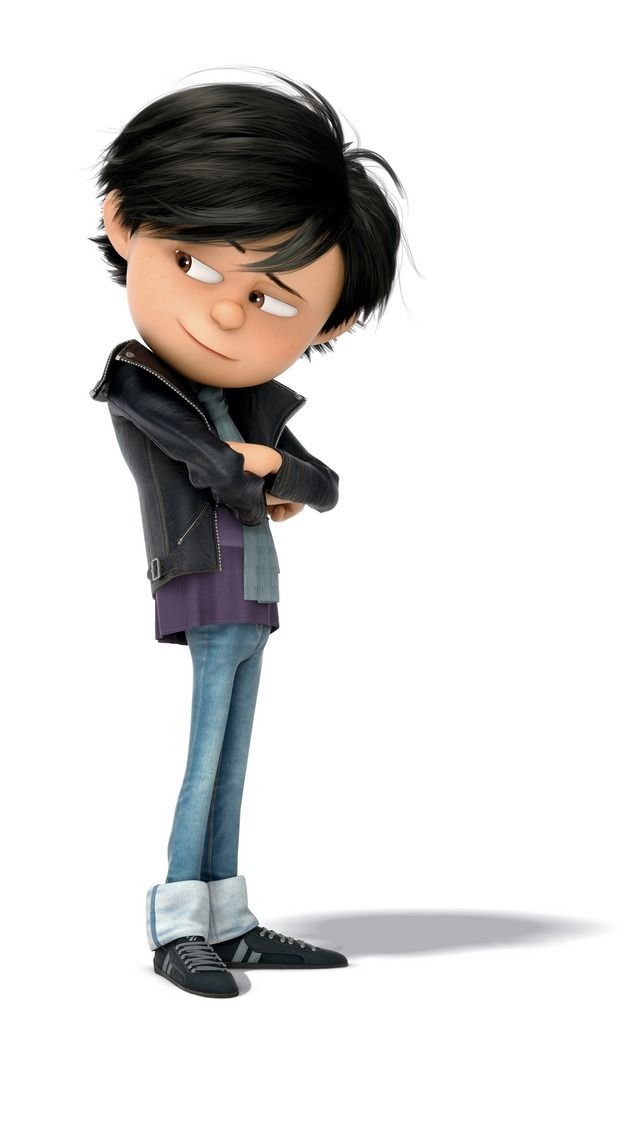 despicable me 2 characters