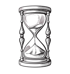 Just a classic hourglass that looks cool in b/w