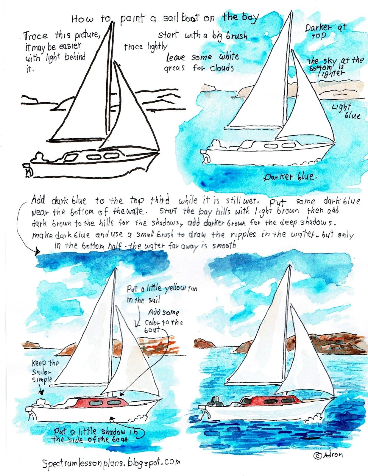 Pin By Adron Dozat On How To Draw Worksheets I Designed
