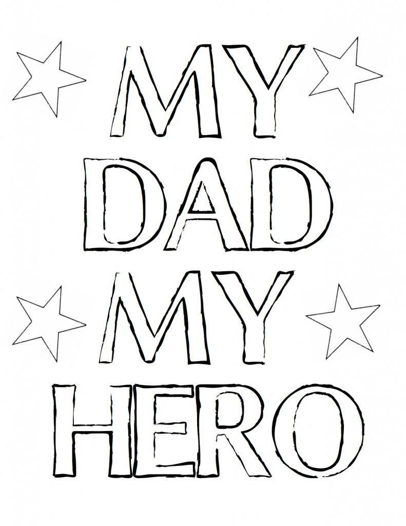 Happy Birthday Dad Coloring Pages Free Fathers Day Printables And More Fathers Day Coloring Page Father S Day Printable Birthday Coloring Pages