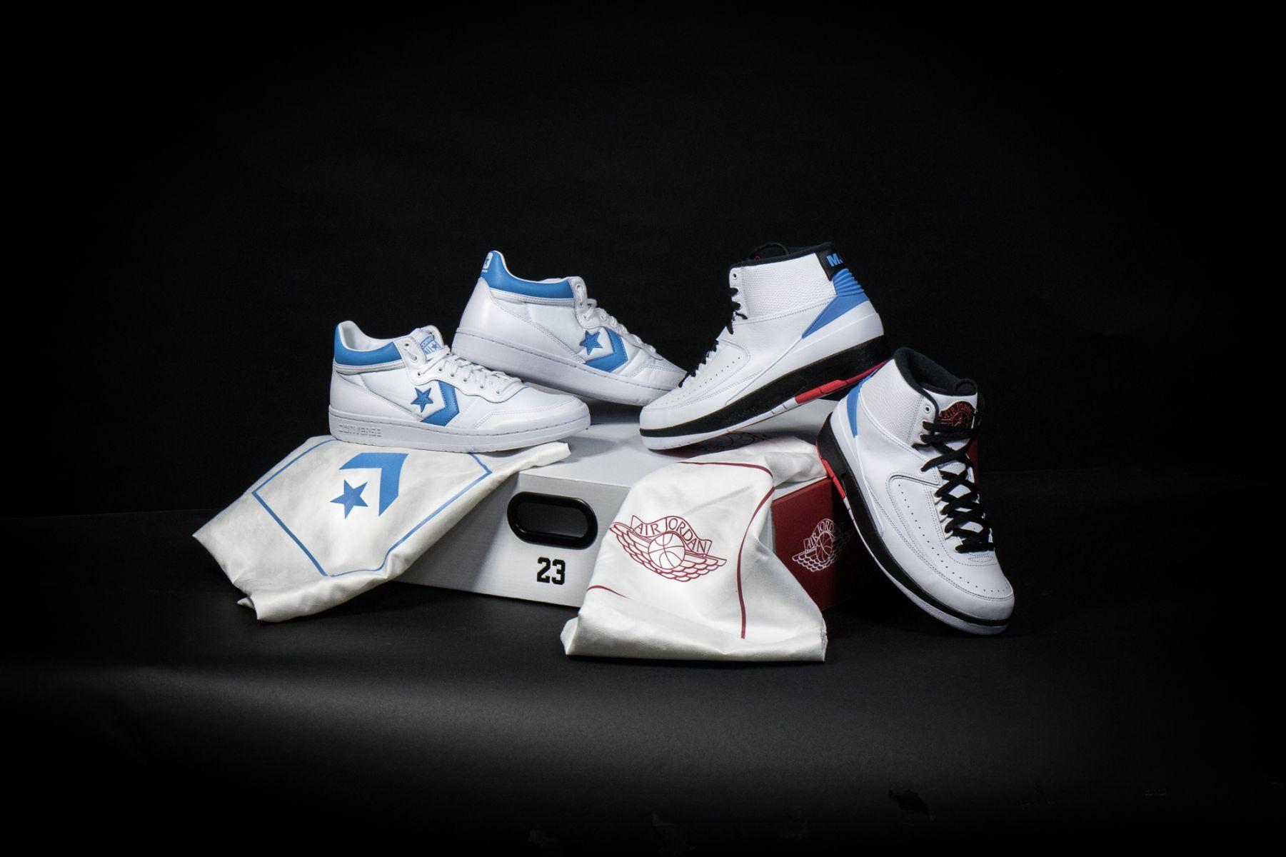 0eb52c43254b Nike Jordan x Converse Pack (weiß   blau) - 917931-900