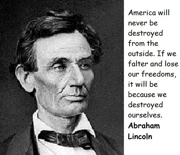 Abraham Lincoln Quotes Picture 16019