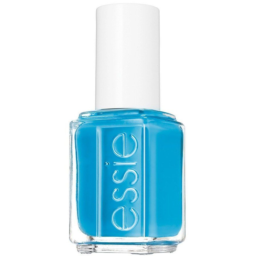 Strut Your Stuff: Bubbly aqua polish that is as fun as it is bright ...