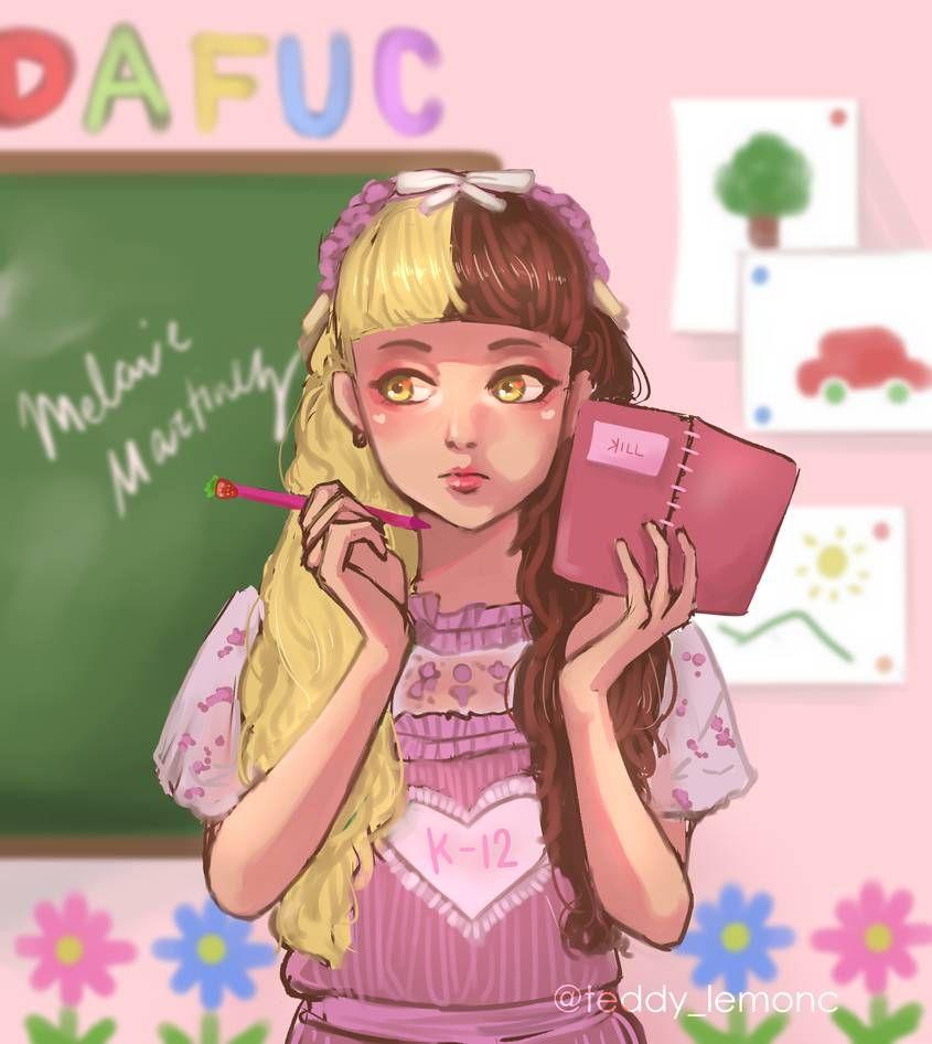 Pin By Alice Angel On Melanie Martinez Melanie Martinez Drawings Melanie Martinez Anime Melanie Martinez