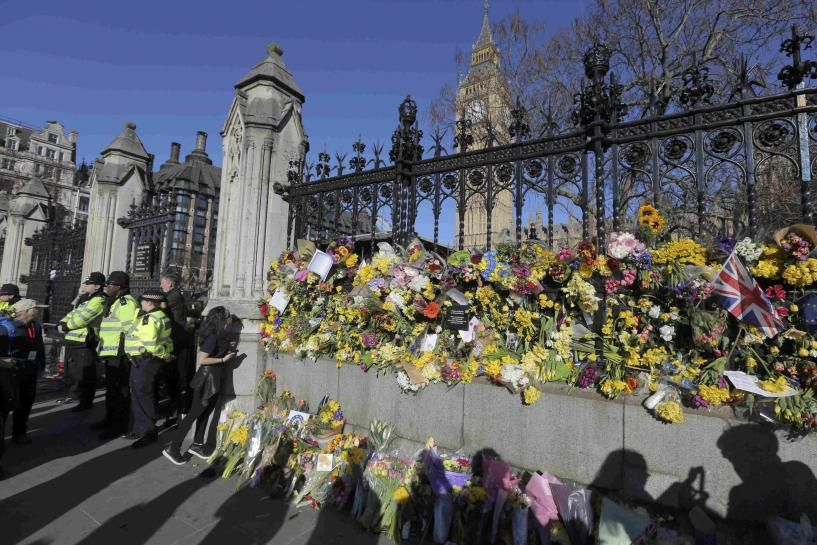 #world #news  Britain reviewing security at parliament after deadly attack