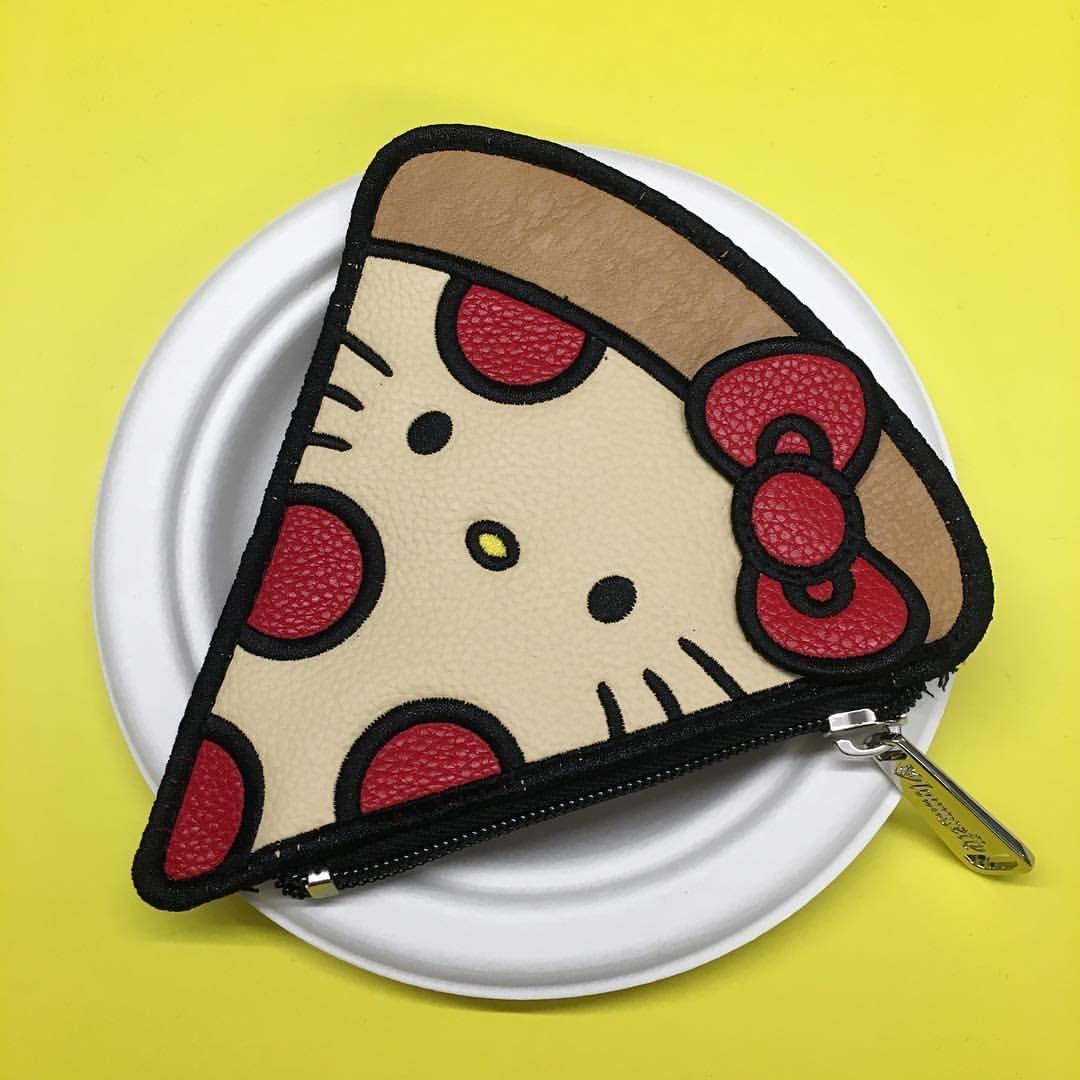 """25.3k Likes, 410 Comments - Hello Kitty (@hellokitty) on Instagram: """"Hello #NationalPizzaDay!"""""""