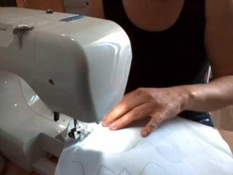 como coser con la maquina de coser la primera vez | Costura ...