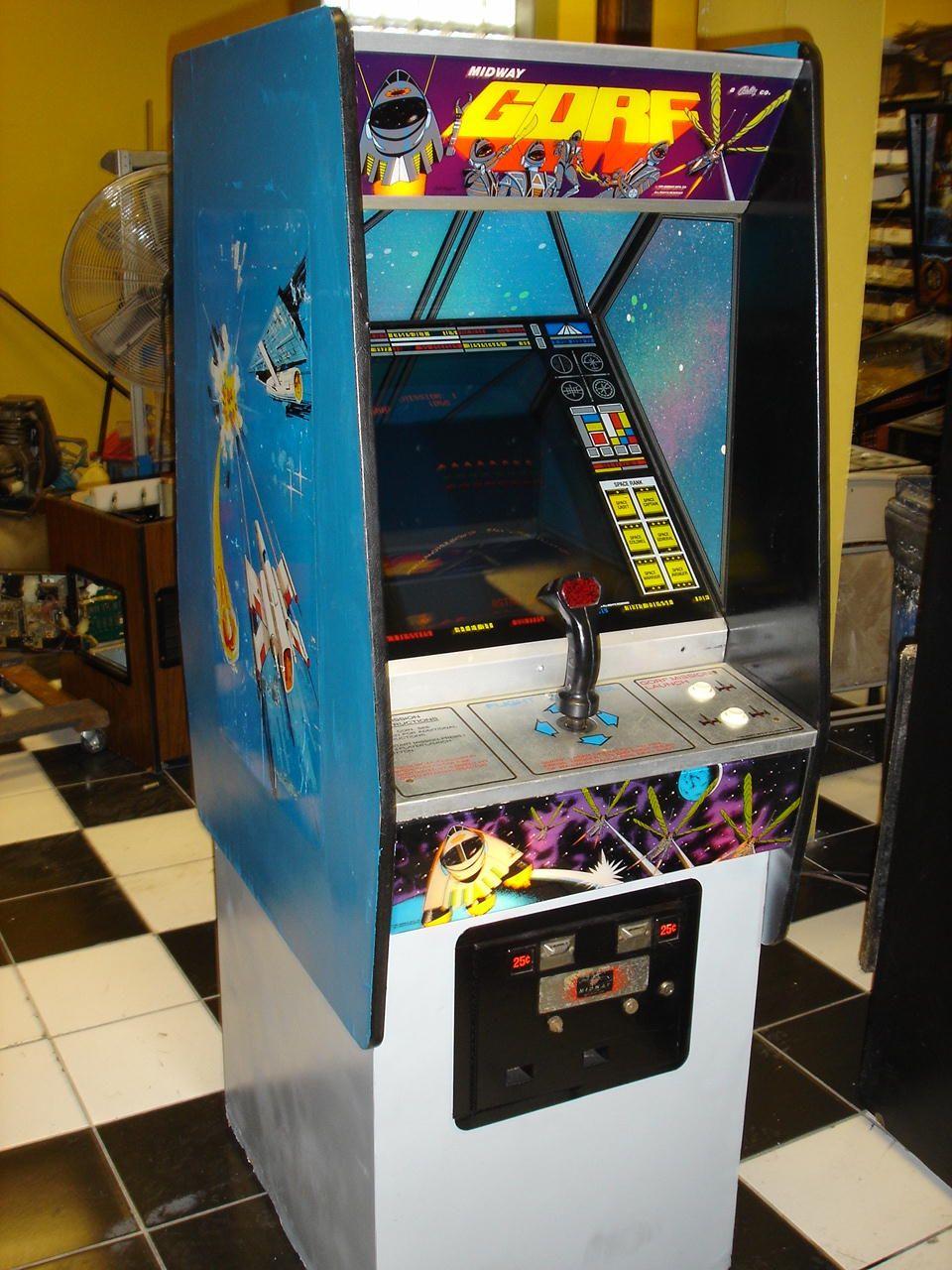 gorf. we had this! Arcade games, Arcade, Ready player one