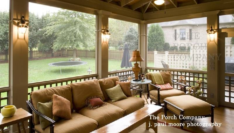 ideas screened in a couple designs for screen fantastic porch houses