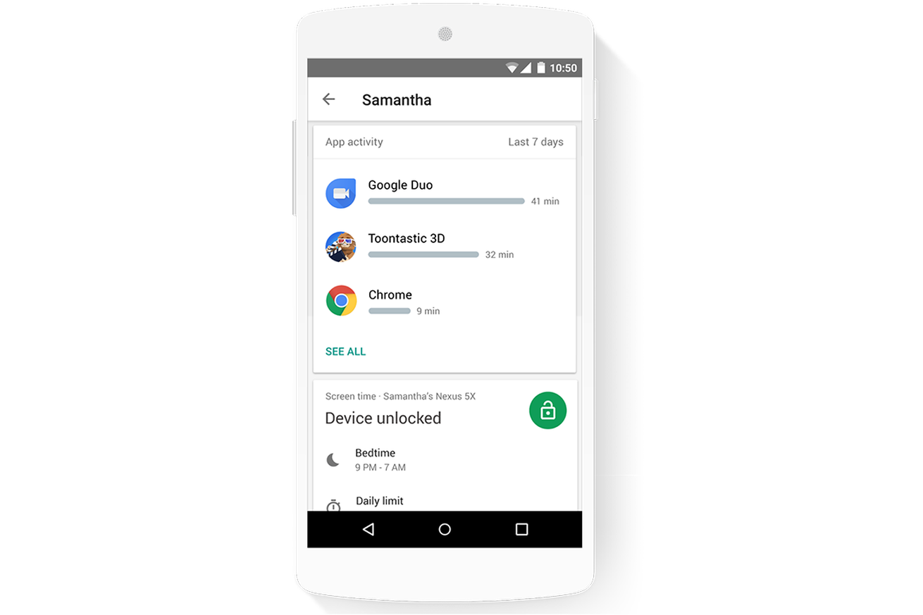 Google's new app lets parents turn old Android tablets